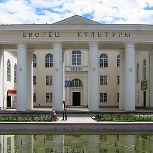 Дворцы и дома культуры Ольховки