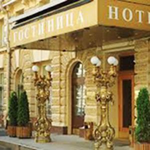 Гостиницы Ольховки