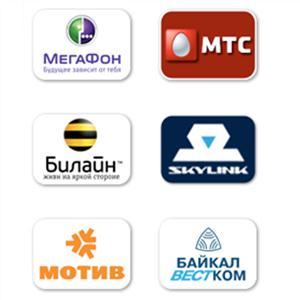 Операторы сотовой связи Ольховки