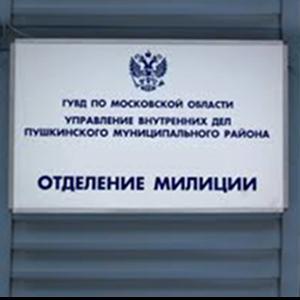 Отделения полиции Ольховки
