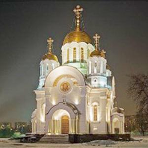 Религиозные учреждения Ольховки