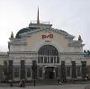 Железнодорожные вокзалы в Ольховке