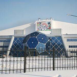 Спортивные комплексы Ольховки