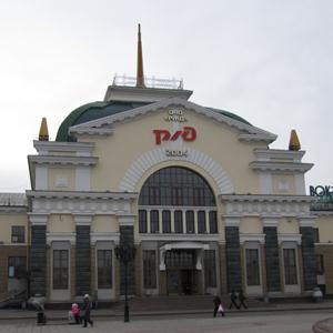 Железнодорожные вокзалы Ольховки